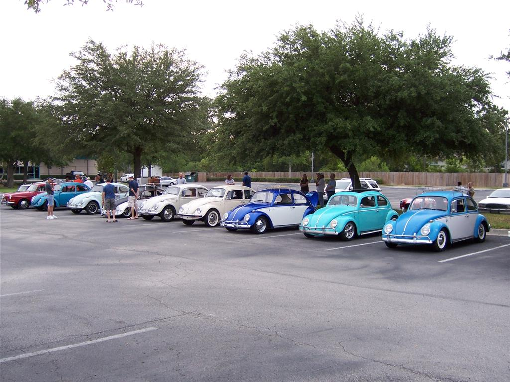 jacksonville local vw events @ dastank vw thing type 181