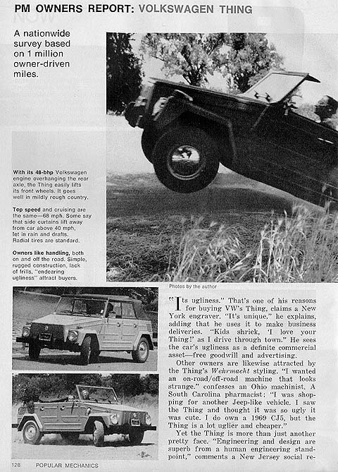 Popular Mechanics Magazine July 1983 Build Your Own Volkswagon Woody