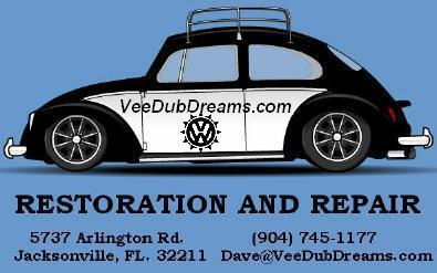 Volkswagen Restoration and Repair