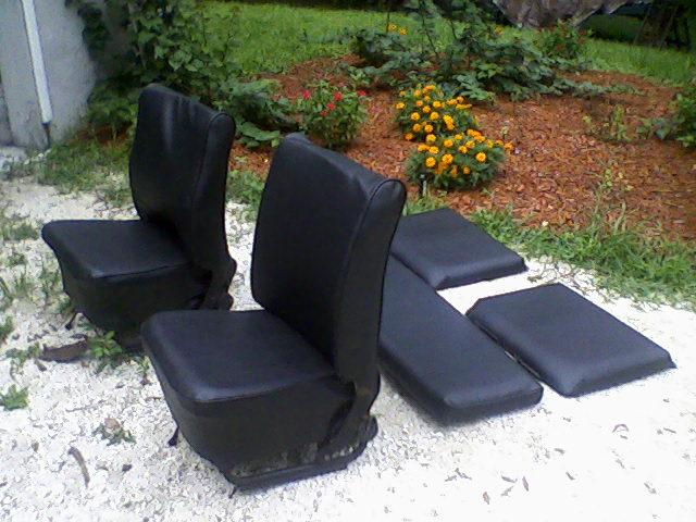 VW Thing complete seat covers front and back fo $249.00