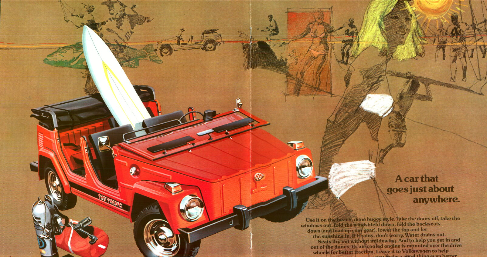 181 Vw Thing Wiring Diagram Library Universal Steering Column Diagrams Click This Picture And See A Larger