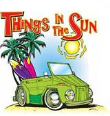Things in the Sun Logo that would go on your shirt